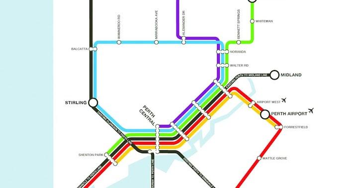 Perth Metronet tenders - Australian Tenders