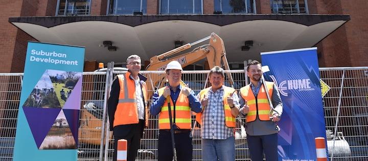 broadmeadows redevelopment - australian tenders
