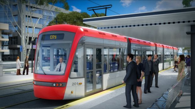 ACT Govt investment in Canberra's integrated public transport network