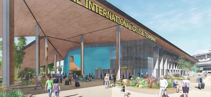 Brisbane International Cruise Terminal Contractors Briefing - Australian Tenders