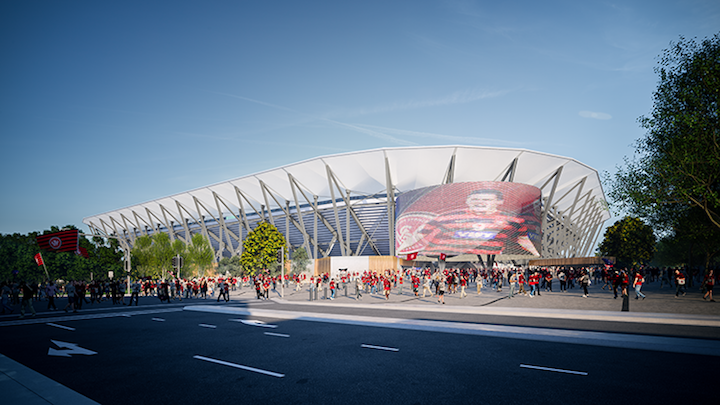 Western Sydney Stadium Tenders for New Name - Australian Tenders