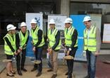 Kings Square Renewal Project - Construction Begins