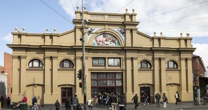 Queen Victoria Markets Precinct Renewal plan - Australian Tenders