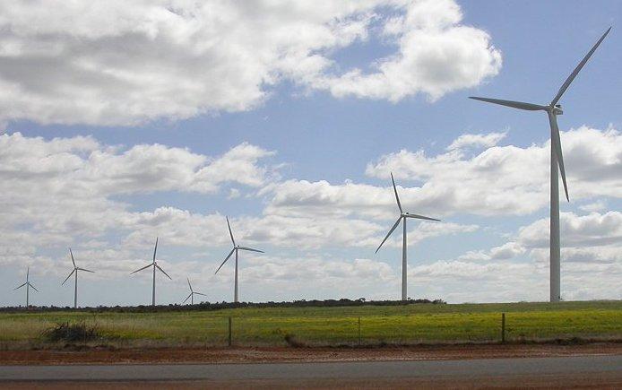 Wind farm Eneabba - Australian Tenders