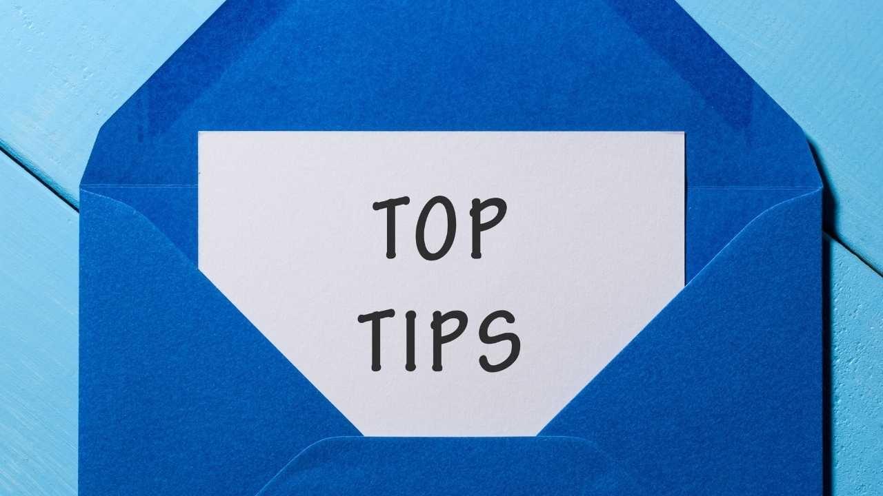 Tendering Tips - Top 10