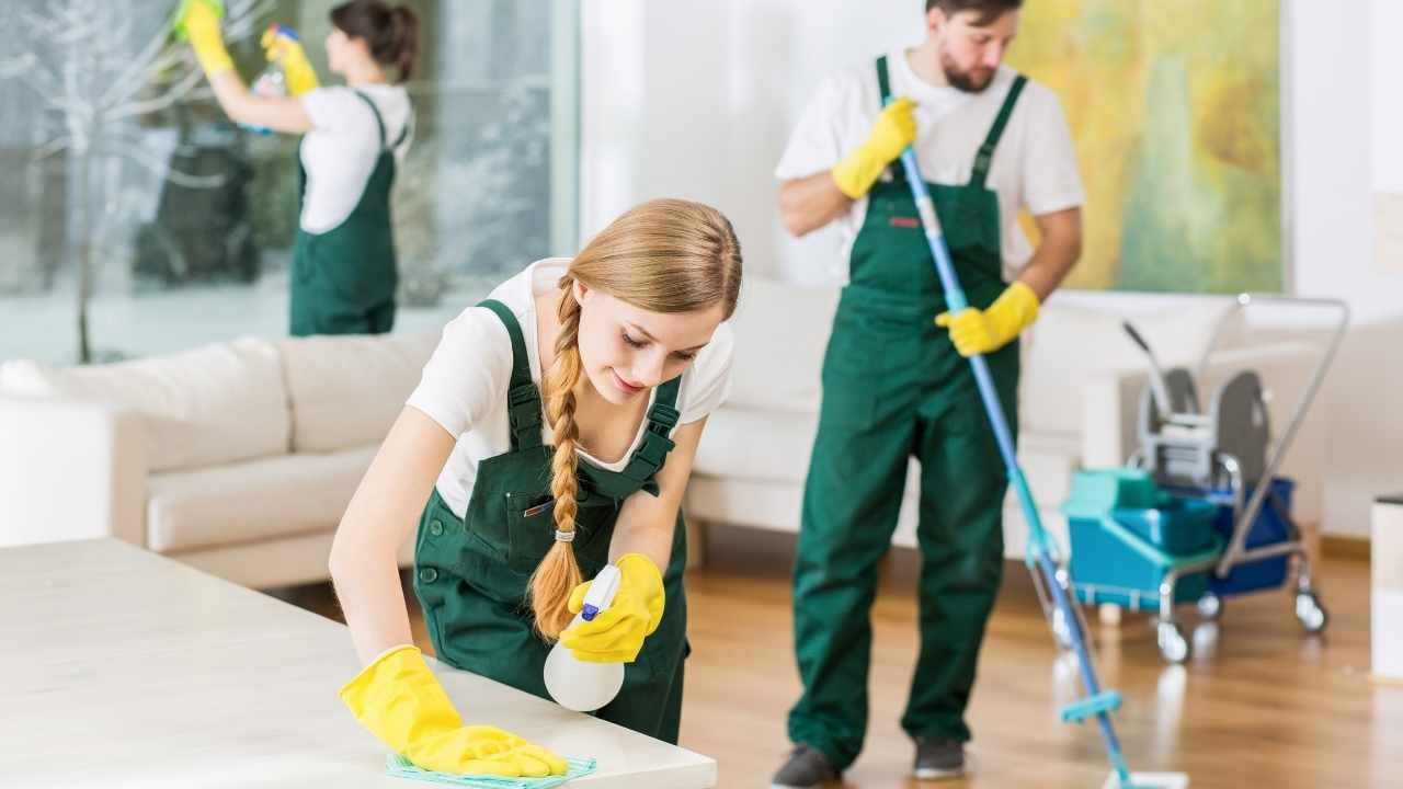 Commercial Cleaning Tenders