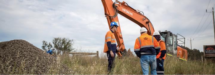 ballarat line project - australian tenders