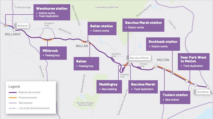 ballarat_line_upgrade_map - Australian Tenders