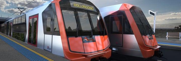 New Intercity Fleet Project Awarded to John Holland Downer - australian tenders