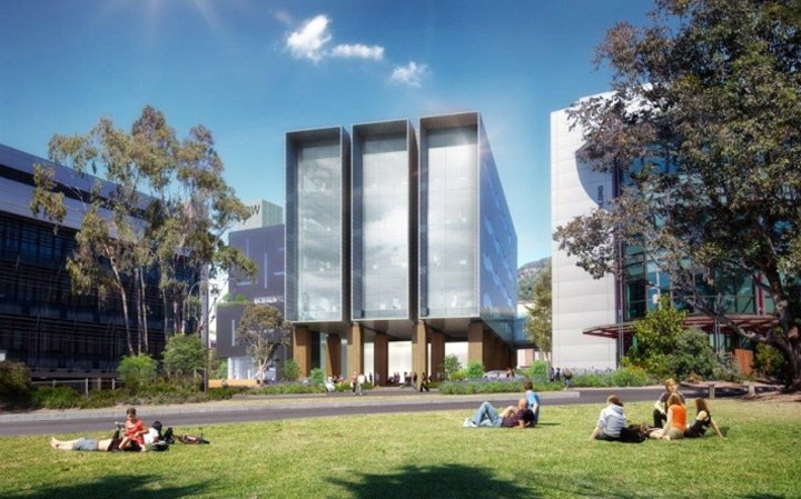 University of Wollongong Calling for Expressions of Interest for Two New Buildings - Australian Tenders