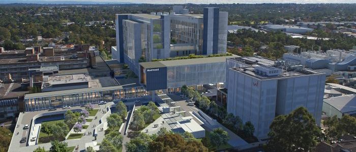 Westmead Hospital Redevelopment - Australian Tenders